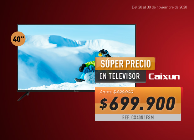 Banner Productos Televisores